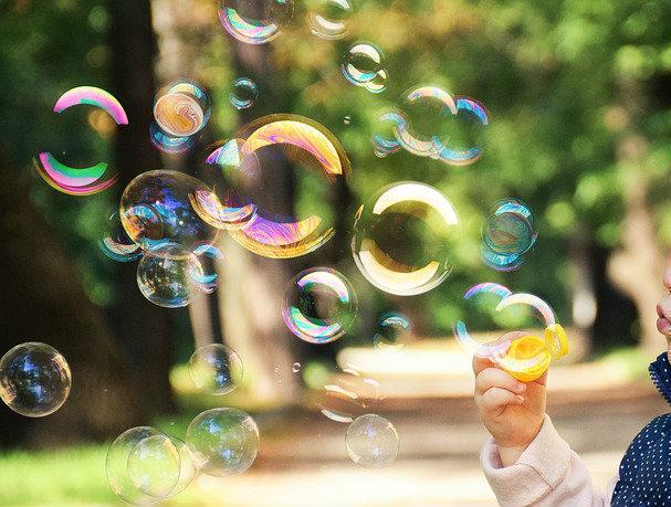 Blasen selber einen Wie kann